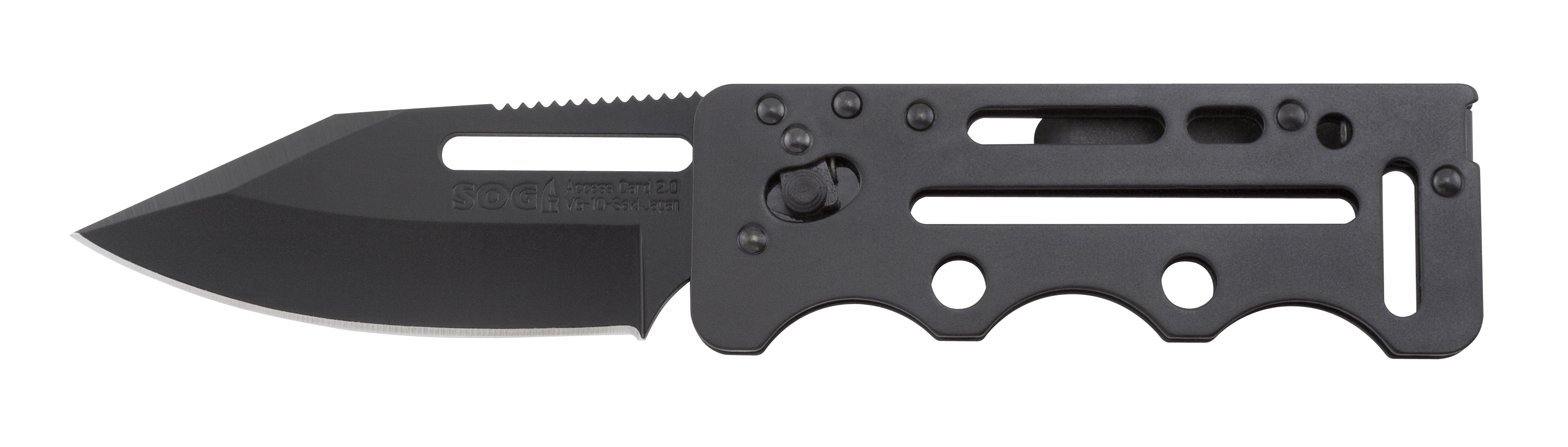 SOG Access Card 2.0 - Tactical Black