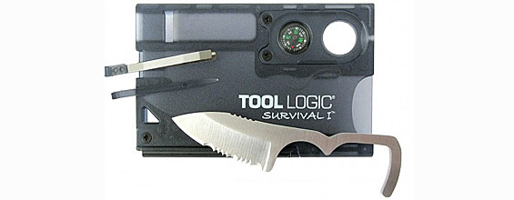 ToolLogic Survival Card