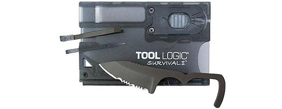 ToolLogic Survival Card Fire Starter/Light